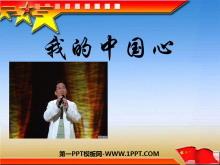 《我的中国心》PPT课件4
