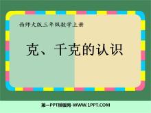 《克、千克的认识》克千克吨的认识PPT课件3