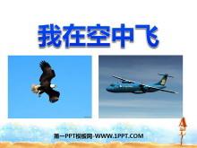 《我在空中飞》PPT课件