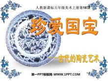 《珍�����――古代的陶瓷��g 》PPT�n件