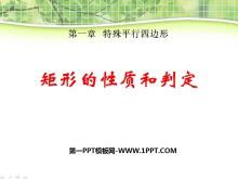 《矩形的性质与判定》特殊平行四边形PPT课件2
