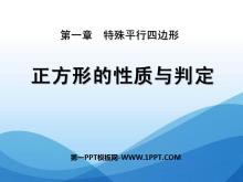 《正方形的性质与判定》特殊平行四边形PPT课件4
