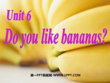 《Do you like bananas?》PPT课件2