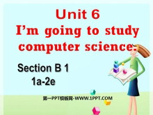 《I'm going to study computer science》PPT课件15