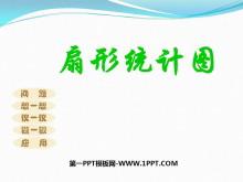 《扇形�y��D》���的收集�c整理PPT�n件