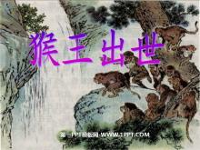 《猴王出世》PPT课件7