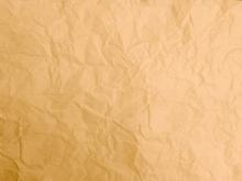 四张褶皱的纸张PPT背景图片