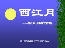 《西江月》PPT课件2