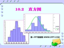 《直方�D》���的收集、整理�c描述PPT�n件