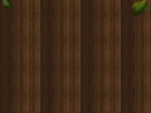 褐色木纹地板PPT背景图片