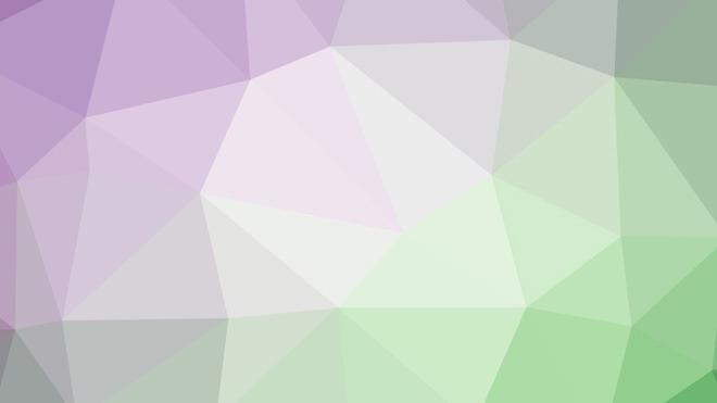 第一PPT模板网提供幻灯片背景图片免费下载;-淡雅紫色绿色相间的