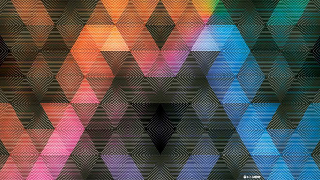 是一张炫彩菱形PPT背景图片,第一PPT模板网提供幻灯片背景图片