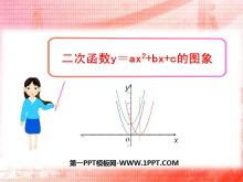 《二次函数y=ax2+bx+c的图象》二次函数PPT课件2