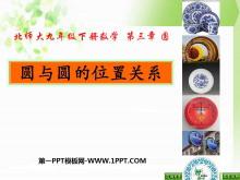 《圆和圆的位置关系》圆PPT课件7