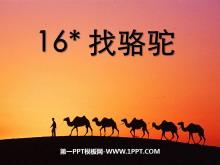 《找骆驼》PPT课件2