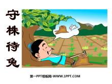 《守株待兔》PPT课件7