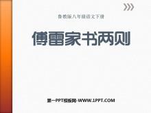 《傅雷家书两则》PPT课件7