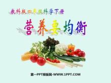 《营养要均衡》食物PPT课件