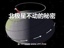 """《北极星""""不动""""的秘密》地球的运动PPT课件3"""