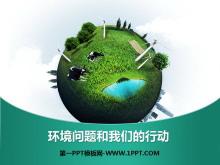 《环境问题和我们的行动》环境和我们PPT课件2