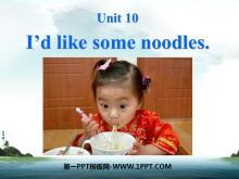《I'd like some noodles》PPT�n件6