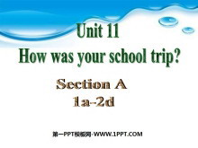 《How was your school trip?》PPT�n件3