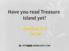 《Have you read Treasure Island yet?》PPT课件3