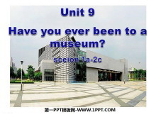 《Have you ever been to a museum?》PPT�n件5