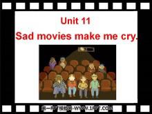 《Sad movies make me cry》PPT课件6