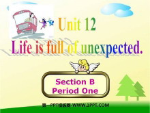 《Life is full of unexpected》PPT课件2