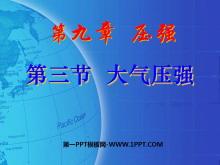 《大气压强》压强PPT课件4