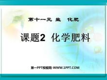 《化学肥料》盐化肥PPT课件3