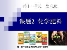 《化学肥料》盐化肥PPT课件4