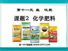 《化学肥料》盐化肥PPT课件5