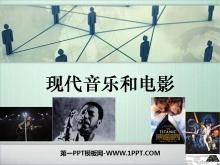 《现代音乐和电影》现代科学技术和文化PPT课件3