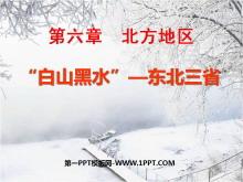 《白山黑水东北三� 繁狈降厍�PPT课件2