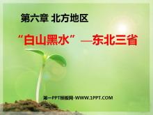 《白山黑水东北三省》北方地区PPT课件3
