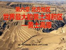 《世界最大的黄土堆积区-黄土高原》北方地区PPT课件2