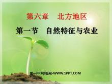 《自然特征与农业》北方地区PPT课件3