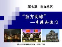 《东方明珠香港和澳门》南方地区PPT课件3