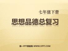 《七年级下册思想品德总复习》PPT课件3