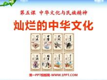 《灿烂的中华文化》中华文化与民族精神PPT课件6