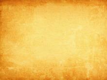褐色古典纸张PPT背景图片