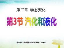 《汽化和液化》物态变化PPT课件6
