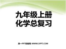 《九年级化学上册总复习》PPT课件4