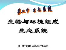 《生物与环境组成生态系统》了解生物圈PPT课件2