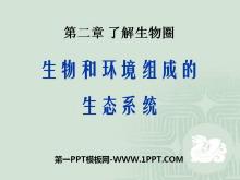 《生物与环境组成生态系统》了解生物圈PPT课件6