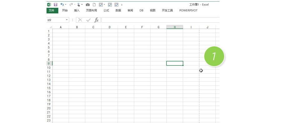 如何取消Excel中的打印分割线?