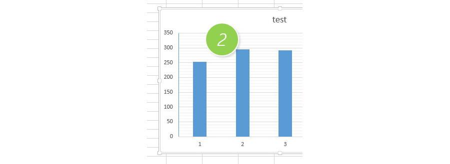 如何调整Excel图表的网格线密度?