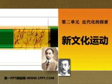 《新文化运动》近代化的探索PPT课件2